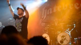 HATEBREED - Boundless (Time To Murder It) (Live in Belgrade, 23.02.2014) HD 3/8