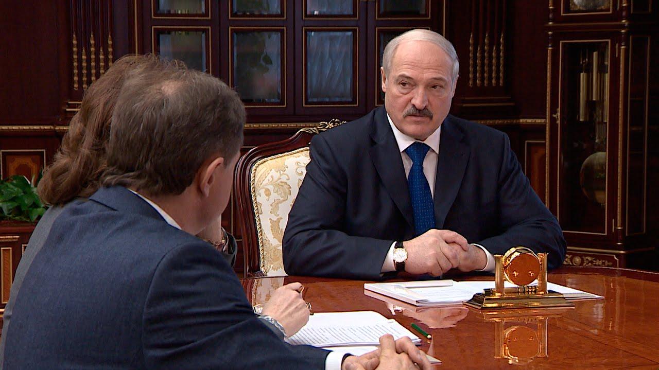 Александр Лукашенко провел совещание, посвященное вопросам развития системы образования