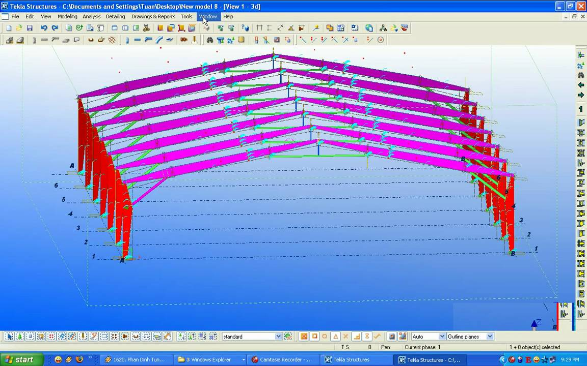 PATCHED Tekla Structures 22 SR1 (64-Bit) + Crack - Wu-World com