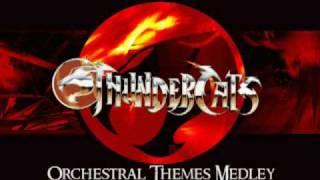 ThunderCats - Orchestral Theme Medley