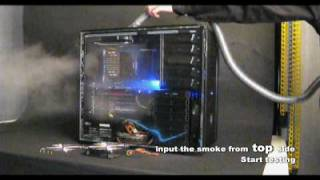 fortress ft01 pc case with positive air pressure part 2