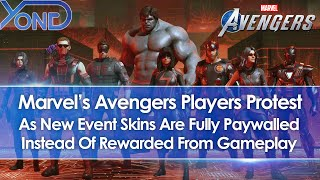Marvel's Avengers Players Protest As New Event Skins Are Paywalled & Not Rewarded From Gameplay