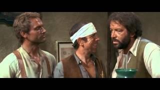 Scene tagliate in Continuavano a chiamarlo trinità con Bud Spencer & Terence Hill parte 1