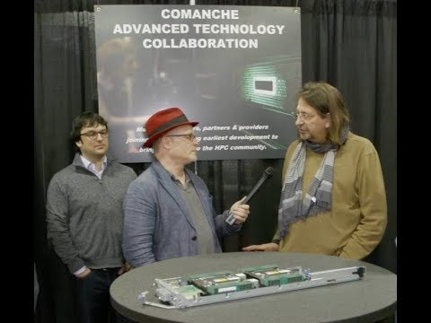 Comanche Collaboration Moves ARM HPC forward at National Labs
