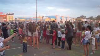 Фестиваль Liman Kids Fest - праздник краски Холи видео №3