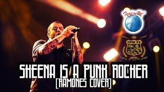 CPM 22 - Sheena Is a Punk Rocker [Ramones Cover] (Ao Vivo no Rock in Rio)