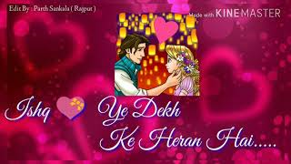 Jashn E Bahaara Hai.. | Whatsapp status song video | Parth Sankala |