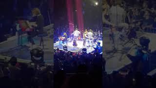 Imagine Dragons Honda Center 11/16/17 Bleeding Out