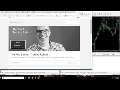 30 Days of Robotic Automated FX Trading - Part 1 - Setup