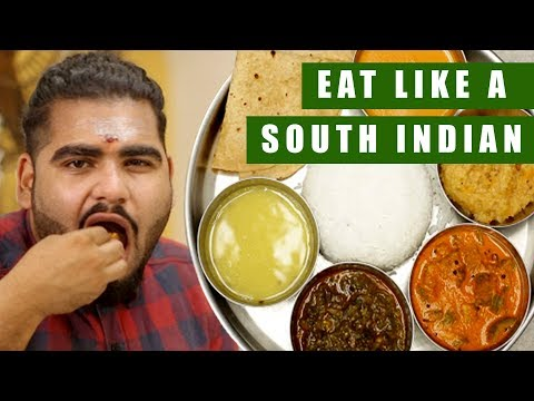 Best South Indian Food In The World | Anand Bhavan's Delicious South Indian Food