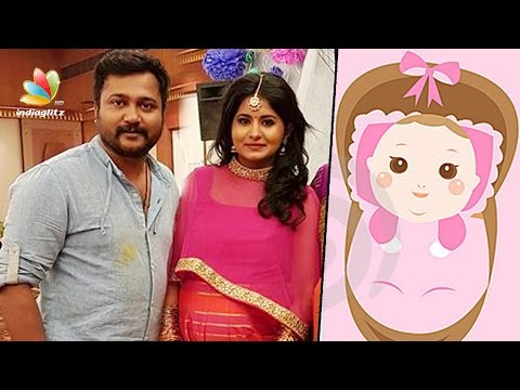 Bobby Simha Reshmi Menon blessed with a baby girl | Hot Tamil Cinema News