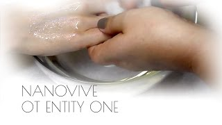 Обзор средств по уходу за кожей Nanovive от Entity One