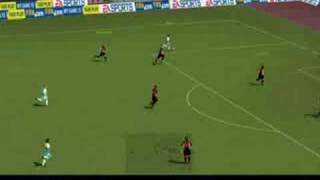 FIFA Manager 08 - Formation analysis 1
