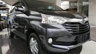 Mobil Daihatsu Xenia 1.3 R MT STD Warna Grey Metallic  2018 - Indonesia