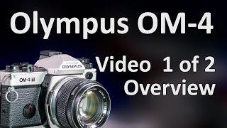 Олімпус ом-4 відео ручного 1 з 2: огляд, характеристики і компонування камери