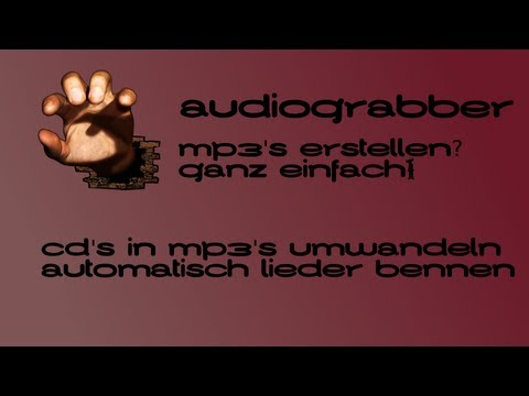 CD, Waves in MP3's umwandeln - Ganz einfach! TUTORIAL DEUTSCH