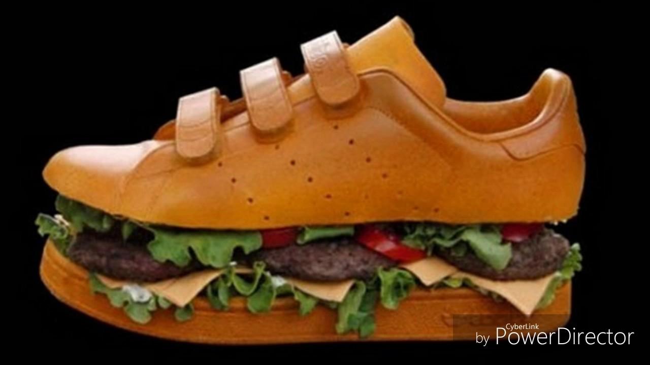 top 5 des chaussures les plus bizarre youtube. Black Bedroom Furniture Sets. Home Design Ideas