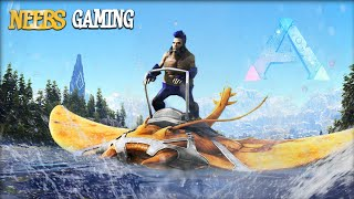 the Best Way to Catch a Manta!!! - ARK Survival Evolved