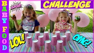Baixar BABY FOOD CHALLENGE - Magic Box Toys Collector