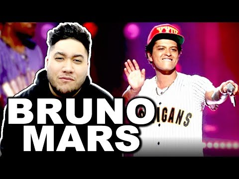 "Bruno Mars Performing ""Perm"" (BET Awards 2017) REACTION!!!"