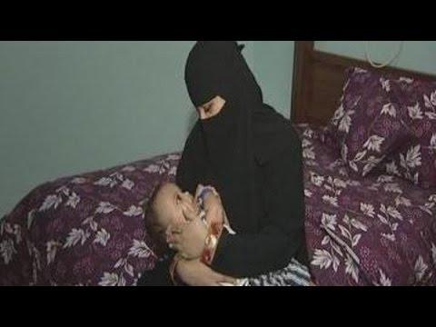 breast Arab milk girls