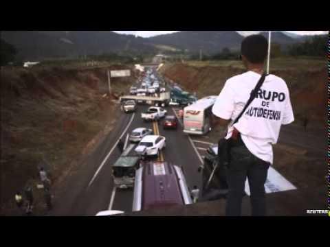 Mexico captures Knights Templar drug lord 'La Tuta' Gomez
