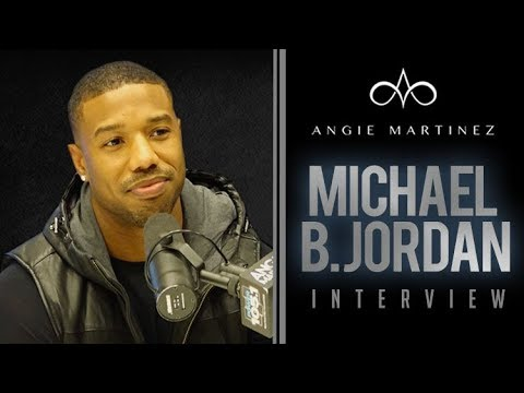 """Michael B. Jordan On 'Black Panther' """"It Will Empower Our Kids"""""""