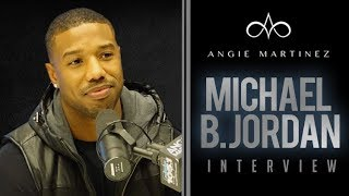 Michael B. Jordan On 'Black Panther'