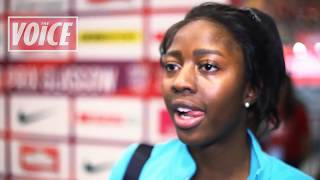 Khaddi Sagnia happy to be injury free ahead of 2018 World Indoor Champs