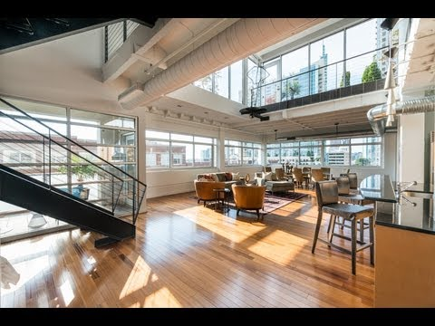 Modern Condo In Downtown Atlanta 805 Peachtree St Youtube
