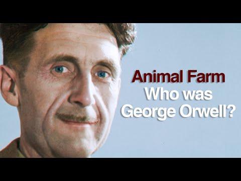 animal-farm---who-was-george-orwell?