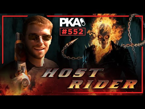 PKA 552: Kyle's Motorcycle Wreck, John McAfee's Note, GFuel Drama