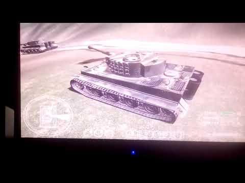 Играем в игру Т-34 ПРОТИВ ТИГРА играю на танке тигр