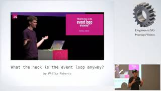 Call stack, heap, queue, event loop - Talk.JS