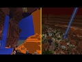 How to Switch/Combine the Overworld, Nether & End into a Single World!