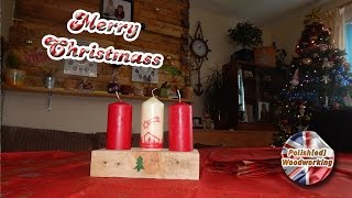 Pallet Upcycling Challenge 2014 And Christmas Wishes