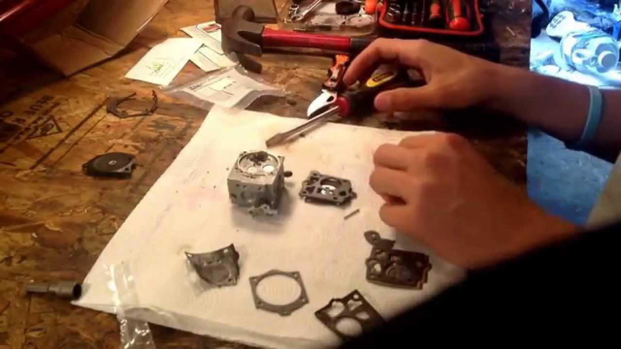 Homelite xl 12 sdc carburetor rebuild k10 sdc youtube pooptronica