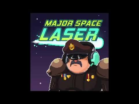 Major Space Laser Original Soundtrack - MAIN MENU