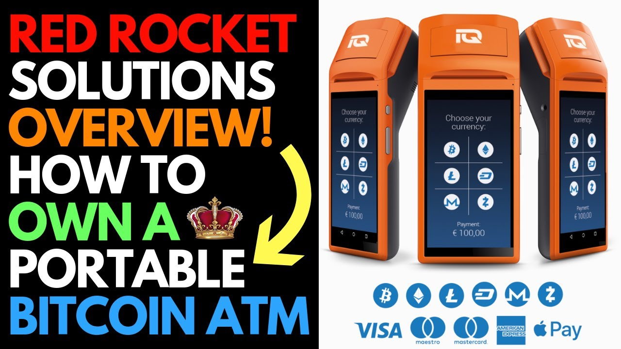 How To Get Your Own Bitcoin Atm | How To Get Bitcoin ...