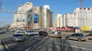 Медиафасад, г. Самара, Московское шоссе, д . 41, Р16