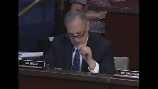 Rep  Andy Biggs Questions IG Michael Horowitz