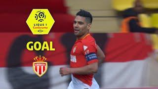 Goal Radamel FALCAO (42') / AS Monaco - FC Nantes (2-1) (ASM-FCN) / 2017-18