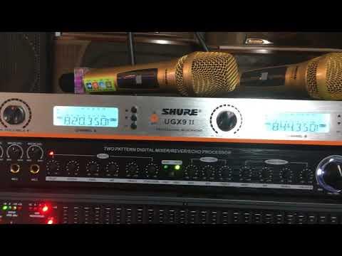 Loa RCF thương hiệu nước Ý trọn bộ karaoke - Điện Tử Tùng Yến - 09873.050.557 giao hàng toàn quốc