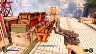 BioShock Infinite PC Gameplay - Ultra Max graphics settings 1080p
