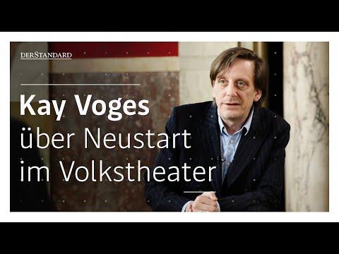"""Volkstheater-Intendant Voges: """"Machen"""