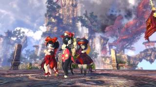 Blade & Soul 3rd CBT Trailer : Shyboy of Cats