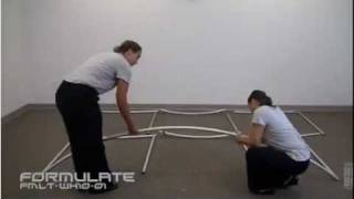 Formulate Backwall Tension Fabric Displays
