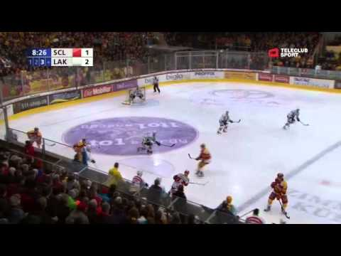 Highlights: SCL Tigers vs Lakers