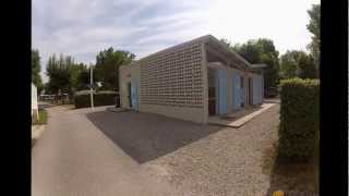 Visite Virtuelle du Camping Île aux Cygnes au Bourget du Lac