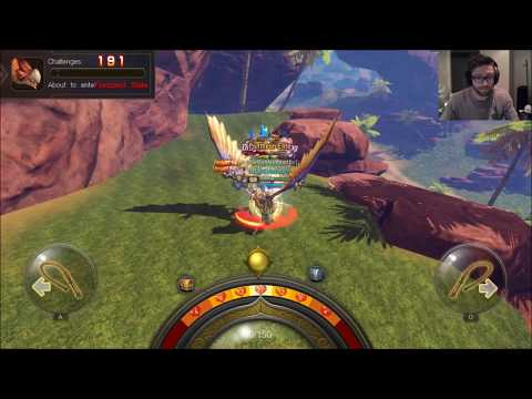 Taichi Panda 3: How I caught Pterosaur while doing cyclic quests !! With Nastypeon